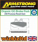 Armstrong Front GG Brake Pad MBK NXC 125 Flame X 2004-2006 PAD230383