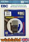 EBC Rear SFA Brake Pad Derbi GPR 50 Replica Racing 1999-2003 SFA115