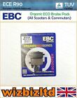 EBC Front SFA Brake Pad LEM Four X Pro ALL YEARS SFA169
