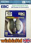 EBC Front SFA Brake Pad Beta Urban 200 2008-2015 SFA194