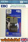 EBC Front SFA Brake Pad Derbi GP1 50 Race 2005-2007 SFA266
