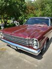 1966 Ford Galaxie 1966 Ford Galaxie 500 Convertible Solid Classic Muscle Car