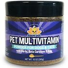 Pet Multivitamin Powder for Dogs and Cats  Minerals Vitamins Antioxidants an