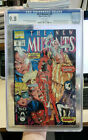 NEW MUTANTS #98 - CGC Grade 9.8 - First appearance of DEADPOOL & Copycat!