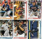 2019 Topps Series 2 Baseball You Pick Choose the Card Free Shipping 351 500