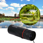 Pocket Compact Monocular Telescope Optical HD Lens Spotting Scope 30x25 Zoom