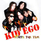 Kid Ego Ignite The Tide (VG+) CD, Album