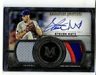 Steven Matz Rookie Cards and Prospect Cards Guide 10