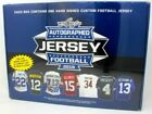 2018 LEAF AUTOGRAPHED JERSEY EDITION FACTORY SEALED BOX W AUTOGRAPHED JERSEY