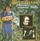Hoyt Axton ~ SOUTHBOUND / FEARLESS ~ cd 1975/1976/2008