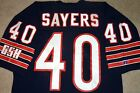 VTG AUTHENTIC GALE SAYERS CHICAGO BEARS NFL RUSSELL THROWBACK JERSEY 48