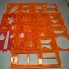 Fiskars Shape Template Stencil Scapbooking Craft Select Your Design Qty Discount
