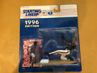 Deion Sanders Baseball Action Figure and Card 1996 Starting Lineup Collectable