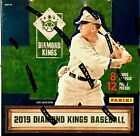 2019 Panini DIAMOND KINGS BASEBALL Hobby Box - 2 Auto or Memo Cards per Box!!!