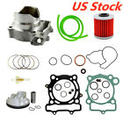 77mm Cylinder Piston Gaskets for Kawasaki KX250F KXF250 2004~2008 2005 2006 2007