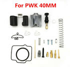1 Sets 40mm Brand New High Quality Carburetor Repair Kit For 150cc-400cc Engine