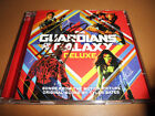 SIGNED cd GUARDIANS OF THE GALAXY soundtrack + TYLER BATES score MARVEL deluxe