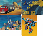 1985 Hasbro Transformers Action Cards Trading Cards 16