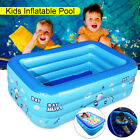 47 Large Outdoor Inflatable Children Paddling Baby Water Play Swimming Pool US
