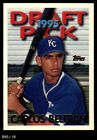 1995 Topps Traded and Rookies Baseball Cards 13