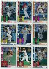 2019 Topps Series 2 1984 CHROME Silver Pack Complete set