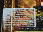 Four Years Stronger - Enemy Of The World (CD Special Edition) - Rare Radio Promo