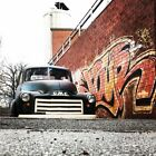 gmc air ride step side pick up truck chevrolet 5 window hot rod uk v5 in hand