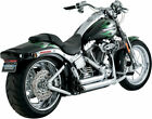 Vance  Hines 17221 Shortshots Staggered 22 Full Exhaust System Chrome