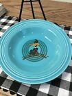 Homer Laughlin Fiesta Ware Daffy Duck Soup Bowl Warner Brothers