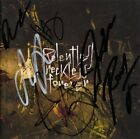 CHILDREN OF BODOM Relentless Reckless Forever FULLY SIGNED Alexi Laiho AUTOGRAPH