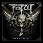 Fozzy : Sin and Bones CD Limited  Album Digipak (2012) FREE Shipping, Save £s