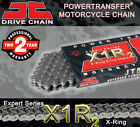 JT Steel X-Ring  Drive Chain 520 P - 102 L for Goes