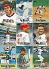 86 2019 Topps Stadium Club BLACK FOIL PARALLEL SET LOT of 86 Cards No Dupes
