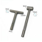 2x T-shape Adjuster Wrench Multi-use Motorcycle Engine Valve Repair Special Tool