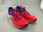 Brooks Womens Launch 5 Pink Blue White Size 85