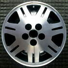Chevrolet Lumina Machined w Black Pockets 16 inch OEM Wheel 1990 1994