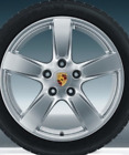 Carrera GT Wheel Specs 19x95 5 Lug 130MM 45MM offset