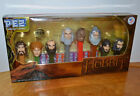 PEZ THE HOBBIT UNEXPECTED JOURNEY COLLECTOR'S SET MISB 2013 GANDALF BILBO