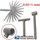 1 Set Engine Valve Screw Adjusting Spanner Square /Hexagonal Hole +Feeler Gauge
