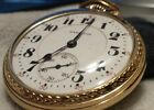 HAMILTON 992 POCKET WATCH SALESMANS SAMPLE EXCELLENT 1923