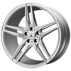 Asanti ABL 12 Orion 22x9 5x112 +32mm Brushed Wheel Rim 22 Inch