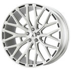 Asanti ABL 21 Leo 22x9 5x112 +32mm Brushed Wheel Rim 22 Inch