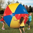 Huge Large Giant Inflatable Beach Ball Volleyball Party Toy Air Water Sport Gift
