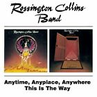 Rossington Collins Band-Anytime, Anyplace, Anywhere/This Is the Way CD NEW