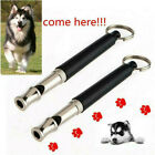 Dog Training Whistle UltraSonic Obedience Stop Barking Sound Quiet Command 1PC