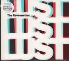 Lust Lust Lust - With 3D Images & Glasses Raveonettes CD album (CDLP) UK