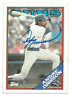 Andre Dawson Cards, Rookie Card and Autographed Memorabilia Guide 39