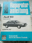 Repair Manual Audi 100 - 1.8 since September 1982