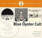 Blue Oyster Cult Blue Oyster Cult Brazilian 3-CD album (Triple CD) 2064806