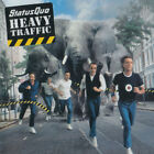 Status Quo Heavy Traffic (VG+) CD, Album